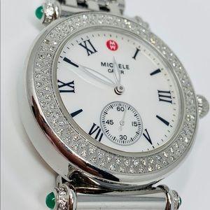 Limited Edition Michele Caber Diamond Watch